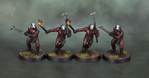 Uruk-Hai Berserkers of Isengard - Lord of the Rings: SBG