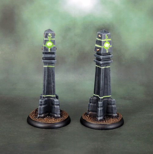 Shadows of Brimstone Targa Plateau Dark Stone Pylons