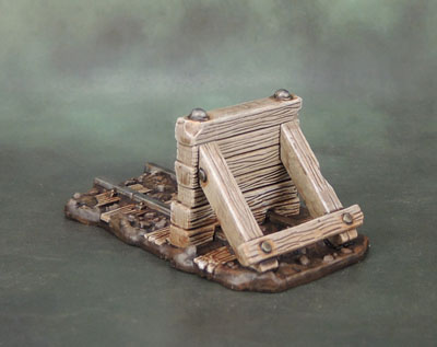 Shadows of Brimstone: Mine Terrain