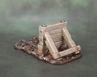 Shadows of Brimstone: Mine Terrain