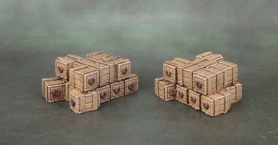 Scotia Grendel 1007 Crates