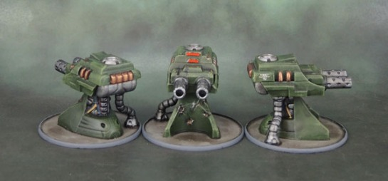Shadows of Brimstone: Derelict Ship Auto Turrets