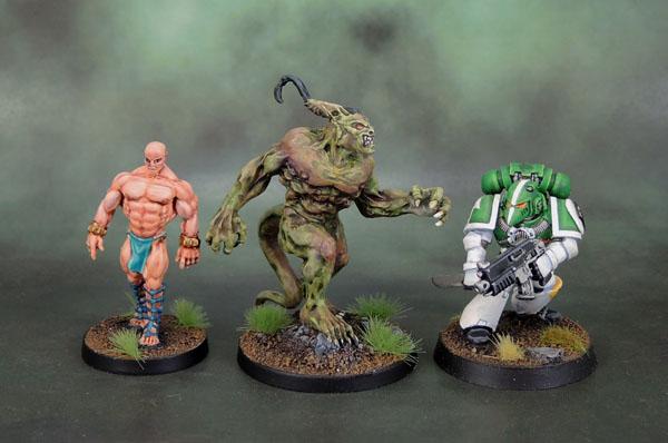 Conan Kickstarter Demon of the Earth, Baal-Pteor