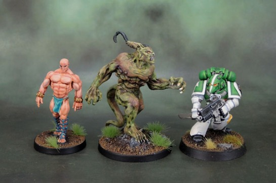 Conan Kickstarter Demon of the Earth, Baal-Pteor