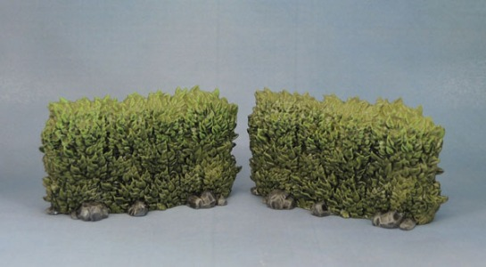 Zombicide: Green Horde Hedges