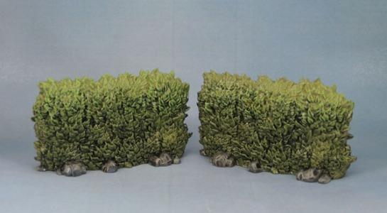 Zombicide: Green Horde Hedges