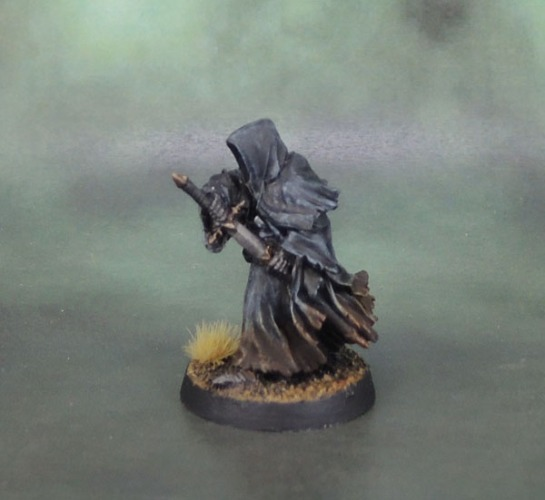 Citadel Miniatures Lord of the Rings Nazgûl on Foot, Witch-King