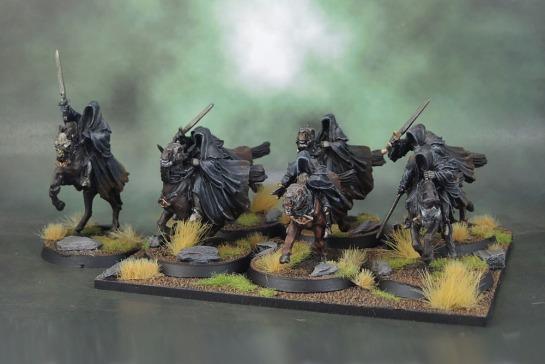 Citadel Miniatures Mounted Nazgûl