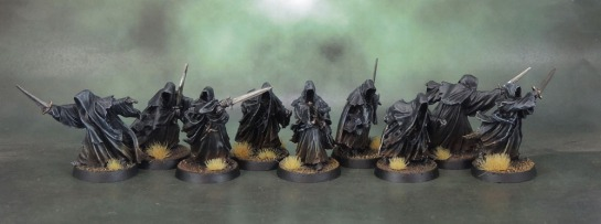 Citadel Miniatures Lord of the Rings Nazgûl on Foot