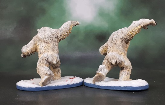 Star Wars Imperial Assault: Wampas