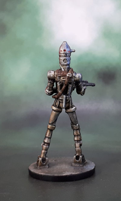 Star Wars Imperial Assault: IG-88