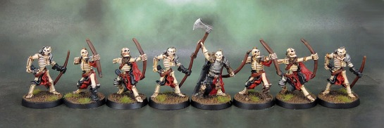 Celtos Fir Bolg Skeleton Archers