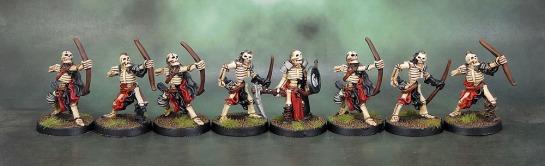 Celtos Fir Bolg Skeleton Archers