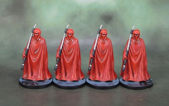 Star Wars Imperial Assault: Emperor's Royal Guard