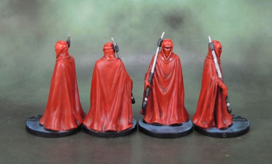Star Wars Imperial Assault: Emperor's Royal Guard