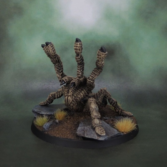 Ral Partha Dungeons and Dragons Giant Spider (1995)