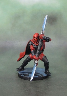 Star Wars Imperial Assault: Emperor's Royal Guard Champion (Carnor Jax) (Jewel of July'18)