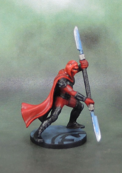 Star Wars Imperial Assault: Emperor's Royal Guard Champion Carnor Jax
