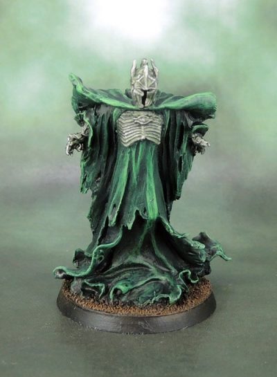 Sauron the Necromancer of Dol Guldur Citadel Miniatures