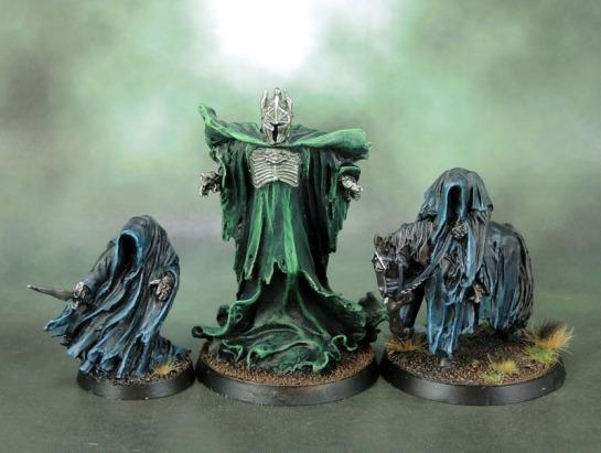 Sauron the Necromancer of Dol Guldur Citadel Miniatures
