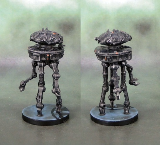 Star Wars Imperial Assault: Elite Probe Droid