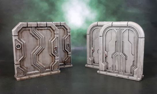 Star Saga: Large Doors
