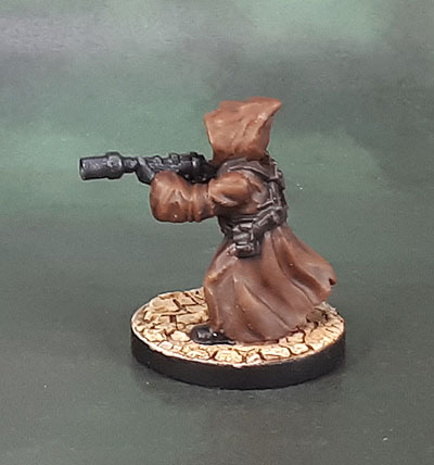 Star Wars Imperial Assault: Jawa Scavenger