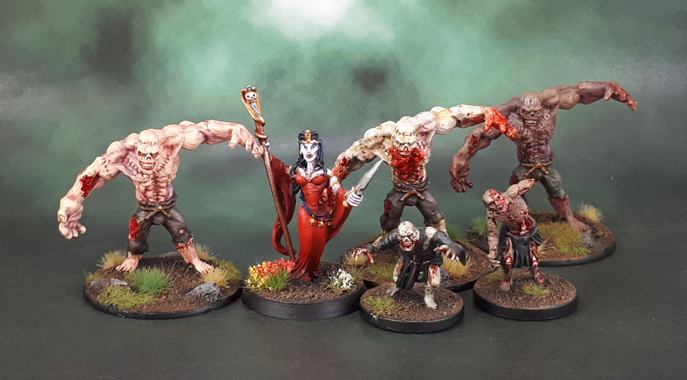 Reaper Bones 77169 Flesh Golem
