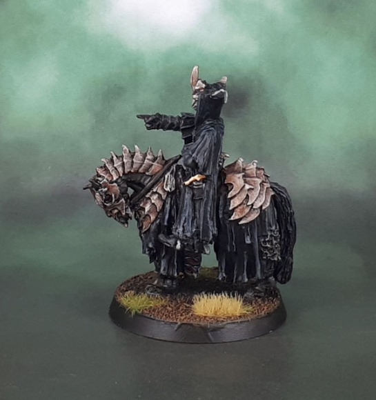 Citadel Miniatures The Mouth of Sauron Mounted