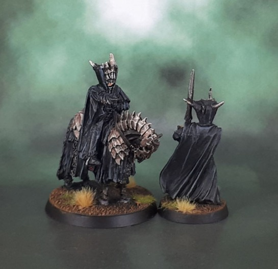 Citadel Miniatures The Mouth of Sauron Foot & Mounted