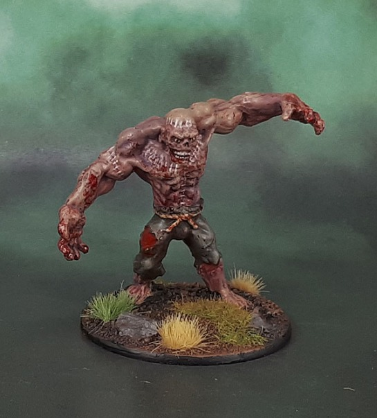 Reaper Bones 77169: Flesh Golem