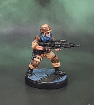 Star Wars Imperial Assault: Fenn Signis