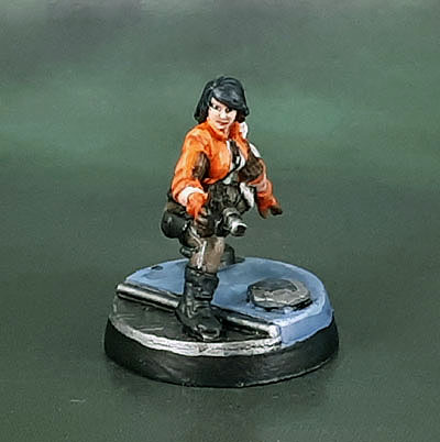 Star Wars Imperial Assault: Jyn Odan