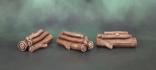 Mantic Terrain Crate Logs