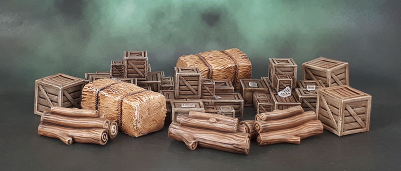 Mantic Terrain Crate
