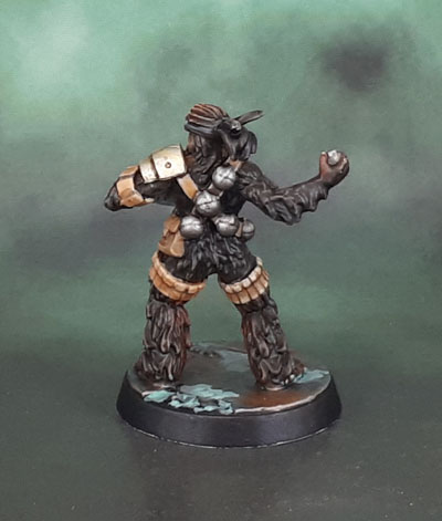 Star Wars Imperial Assault: Drokkatta, Steampunk Wookiee Grenadier