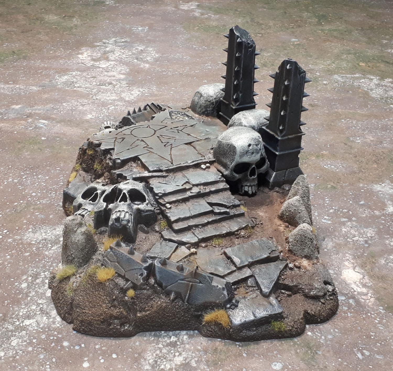 Temple of Skulls (Citadel Miniatures)