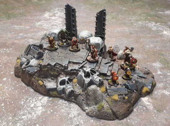 Temple of Skulls (Citadel Miniatures)