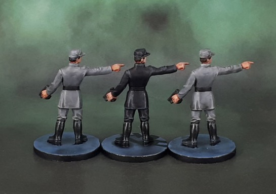Star Wars Imperial Assault: Imperial Officers