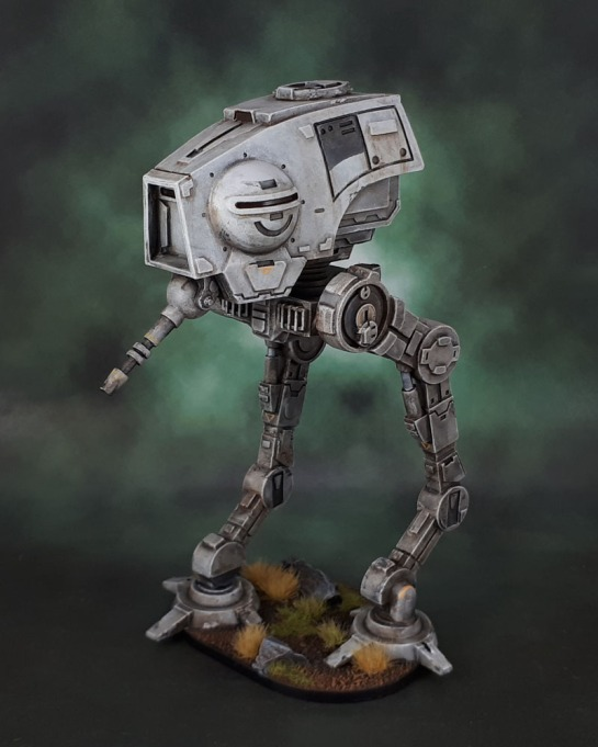 Star Wars Imperial Assault: AT-DP