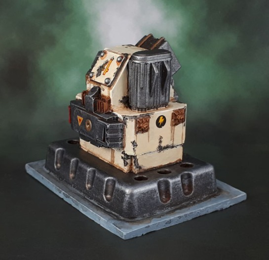 Necromunda Terrain, Kill-Team Scenery