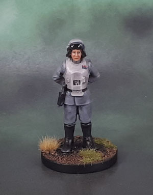 Star Wars Imperial Assault General Veers
