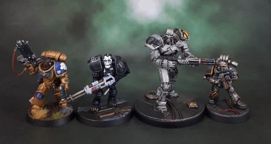 WarZone Atilla MKI Exterminator, Prodos Games