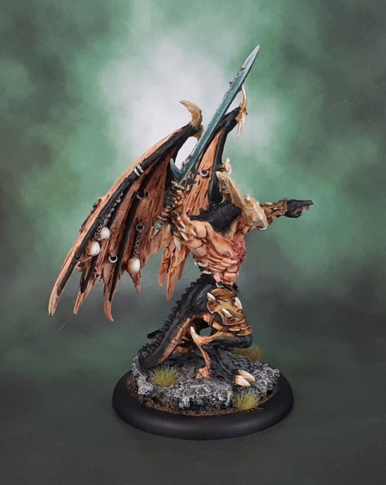Be'Lakor the Dark Master: The First Daemon Prince