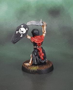 Oldhammer Undead Skeleton Hellblade Undead Chariot Crew
