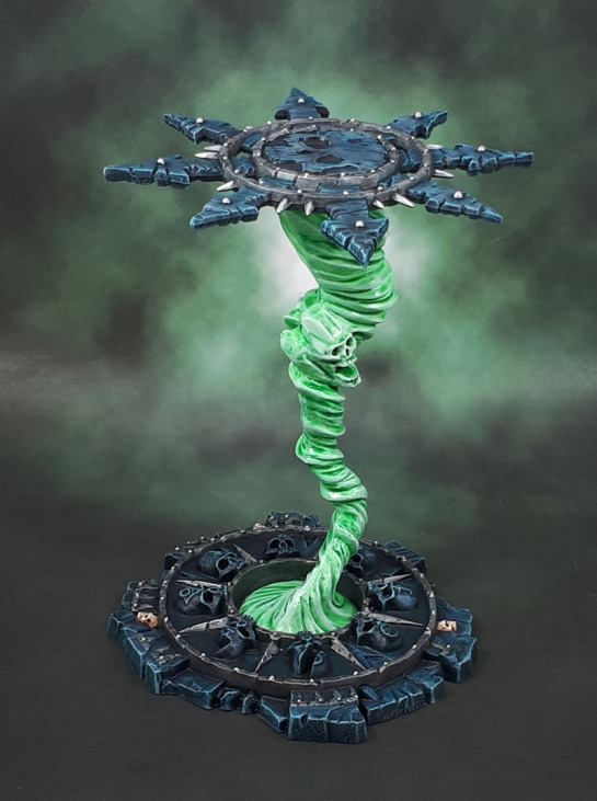 Warhammer Fantasy Battle Age of Sigmar Balewind Vortex