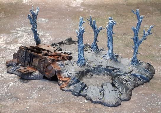Warhammer 40,000 Battlescape