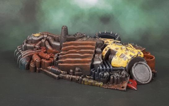 Speed Freeks Mekboy Workshop Scrap Debris Piles