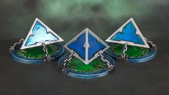 Warhammer Underworlds: Nightvault Arcane Hazards