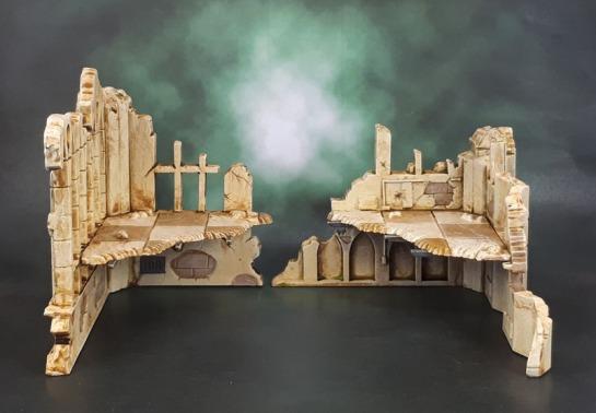 40k 3rd Editon Starter Set Ruins
